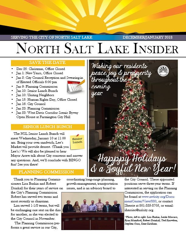 2017-Dec-Jan NSL Newsletter