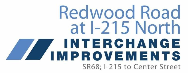 UDOT Redwood Road at I-215 North Interchange Improvements Logo