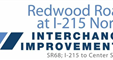 UDOT Redwood Road at I-215 North Interchange Impro
