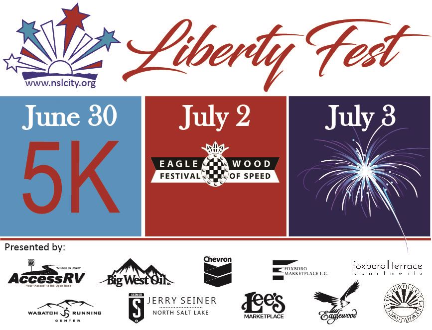 Liberty Fest 2018 Vinyl Banner - all three events less detail