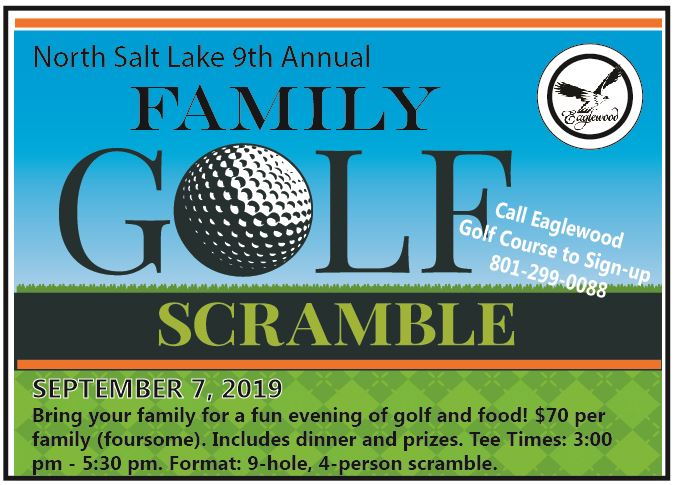 Family Golf Scramble 2019-100