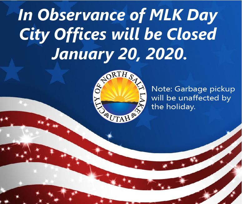 MLK Day 2020 Office Closed-100
