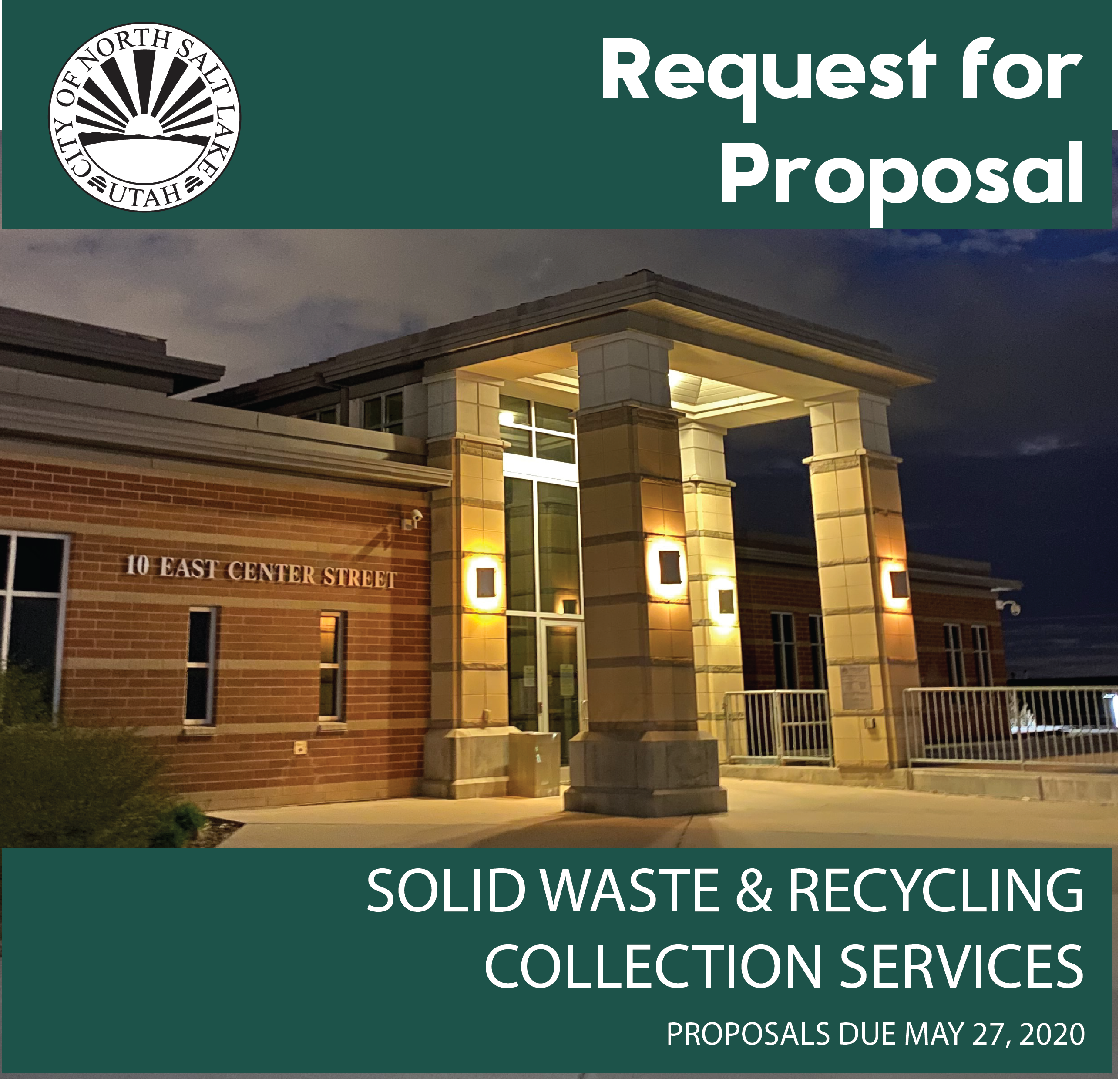 NSL RFP Request for Proposal Solid Waste 5.11.20