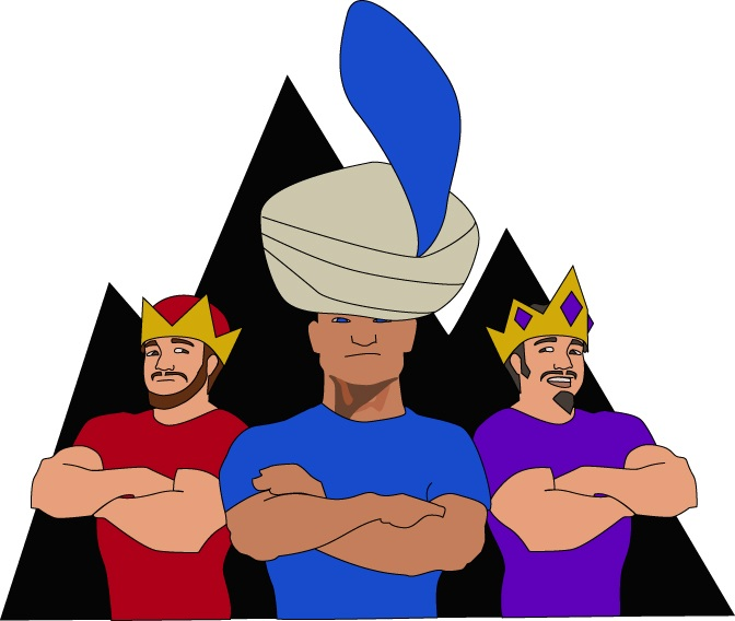 Three Kings Logo
