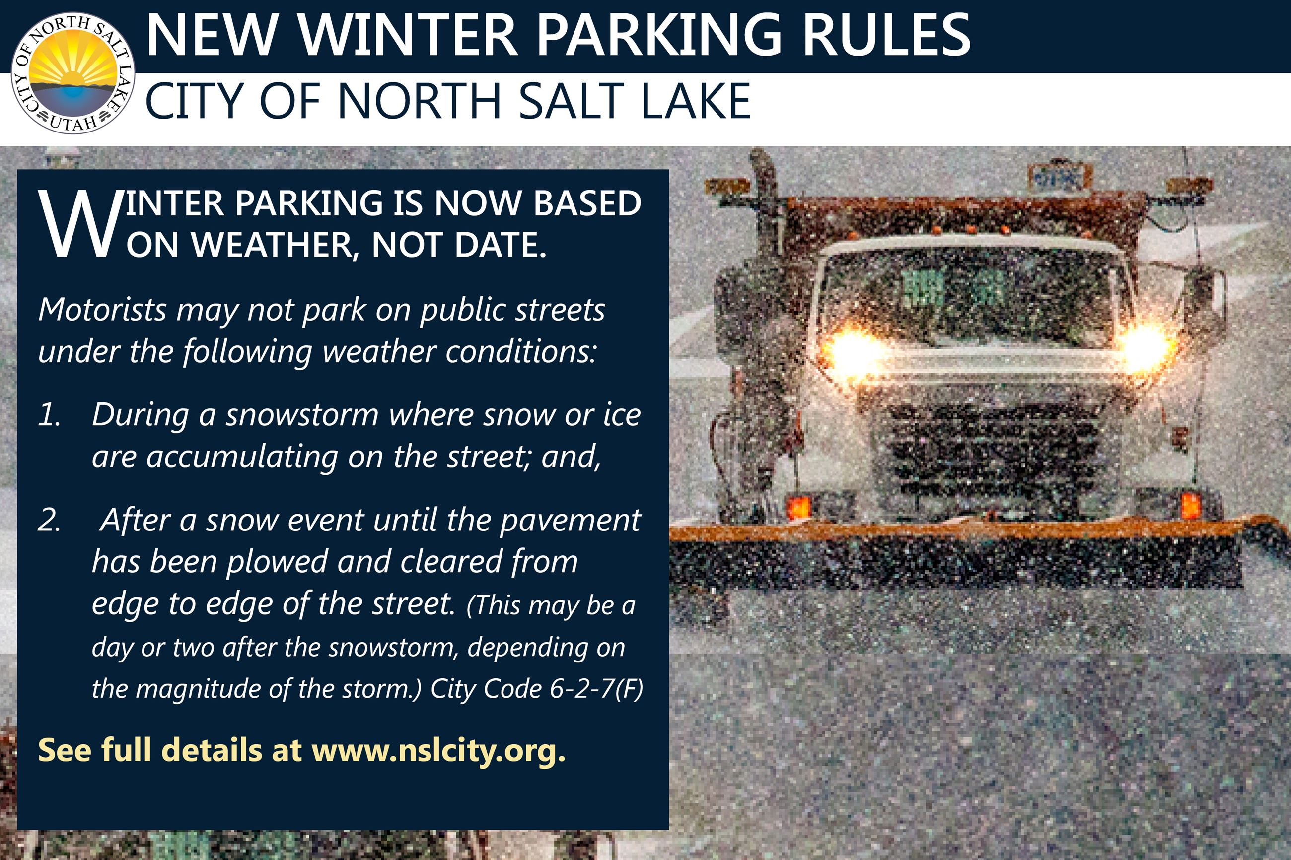 New winter parking rules 10.31.19