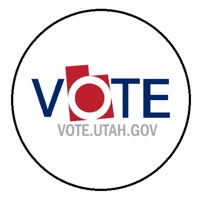 vote.utah.gov logo