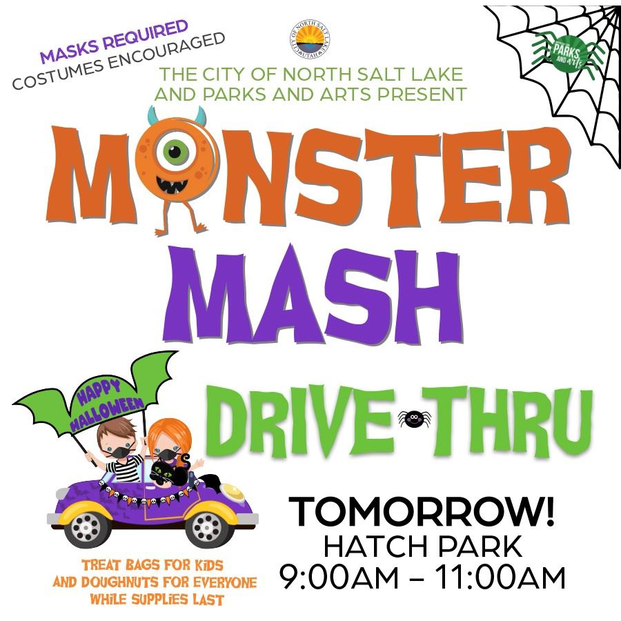 Monster Mash Drive Thru 2020