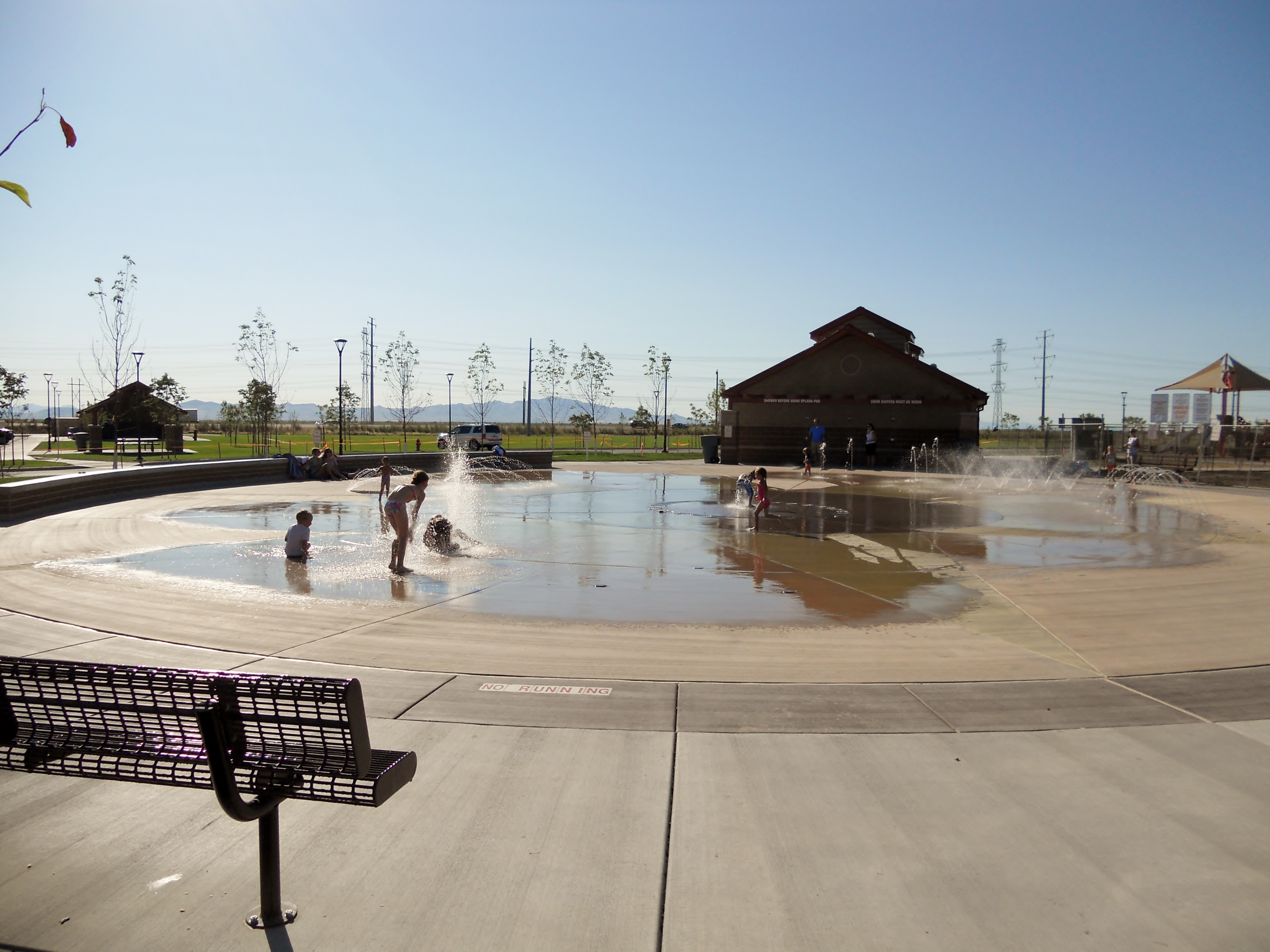 Splash Pad NSL Regional Park - Copy