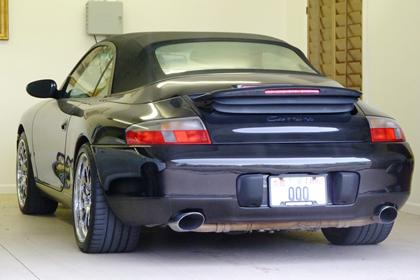 Porsche Carrera Decapotable